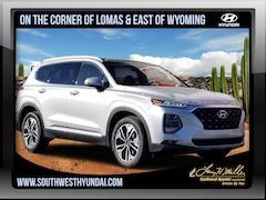 New 2019 Hyundai Santa Fe Limited 2.0T SUV for sale near you in Albuquerque, NM