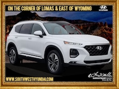 New 2019 Hyundai Santa Fe Limited 2.0T SUV 5NMS5CAA8KH073977 for sale near you in Albuquerque, NM