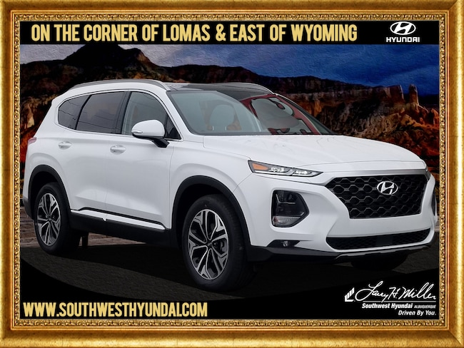 New Hyundai 2019 Hyundai Santa Fe Limited 2.0T SUV for sale in Albuquerque, NM