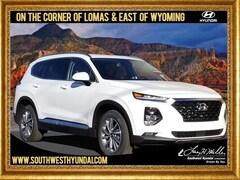 2019 Hyundai Santa Fe SEL Plus 2.4 SUV for sale near you in Albuquerque, NM