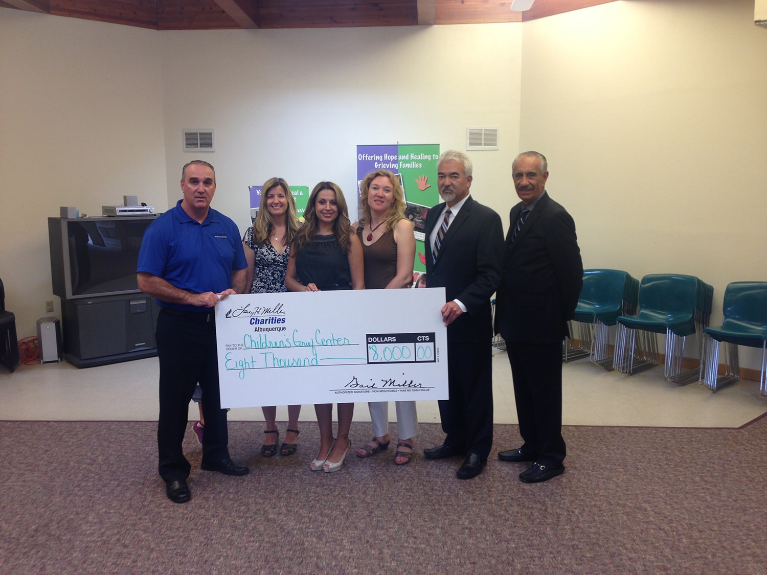Southwest Hyundai proudly supports charities like Children's Grief Center in Albuquerque