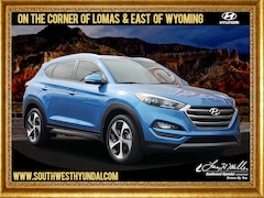 Used 2016 Hyundai Tucson Limited SUV for sale near you in Albuquerque, NM