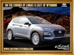 New 2019 Hyundai Kona SEL SUV KM8K22AA0KU232529 for sale near you in Albuquerque, NM
