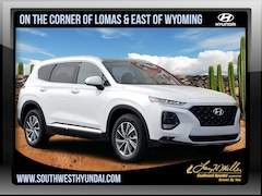 New 2019 Hyundai Santa Fe Limited 2.4 SUV 5NMS5CAD9KH074064 for sale near you in Albuquerque, NM