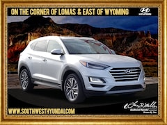 New Hyundai 2019 Hyundai Tucson Limited SUV KM8J33AL2KU855277 for sale in Albuquerque, NM