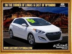 Used 2013 Hyundai Elantra GT Base Hatchback for sale near you in Albuquerque, NM