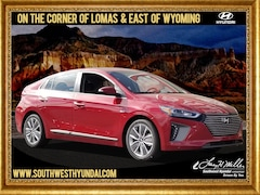 New 2019 Hyundai Ioniq Hybrid Limited Hatchback KMHC85LC8KU116451 for sale near you in Albuquerque, NM