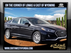 New 2019 Hyundai Sonata SE Sedan for sale near you in Albuquerque, NM
