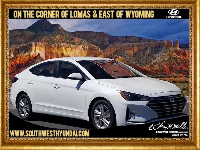 New Hyundai 2019 Hyundai Elantra SEL Sedan for sale in Albuquerque, NM