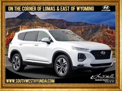 New 2019 Hyundai Santa Fe Limited 2.0T SUV 5NMS5CAA9KH080923 for sale near you in Albuquerque, NM