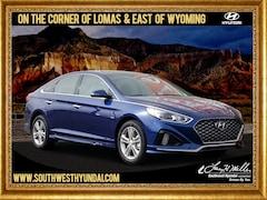 New 2019 Hyundai Sonata Limited Sedan 5NPE34AF4KH767461 for sale near you in Albuquerque, NM