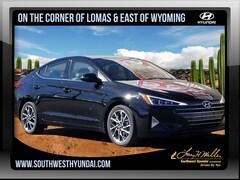 New 2019 Hyundai Elantra Limited Sedan 5NPD84LF6KH465910 for sale near you in Albuquerque, NM