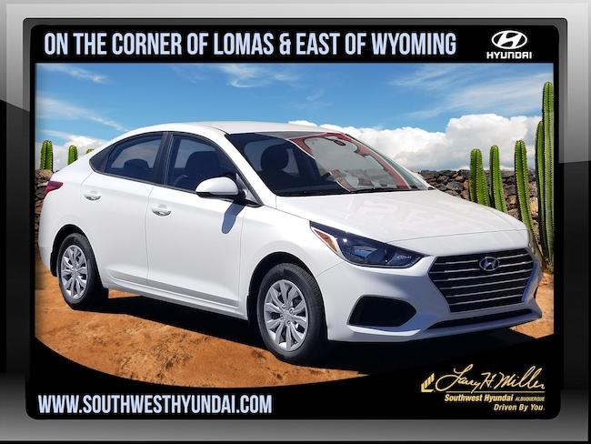New Hyundai 2019 Hyundai Accent SE Sedan for sale in Albuquerque, NM