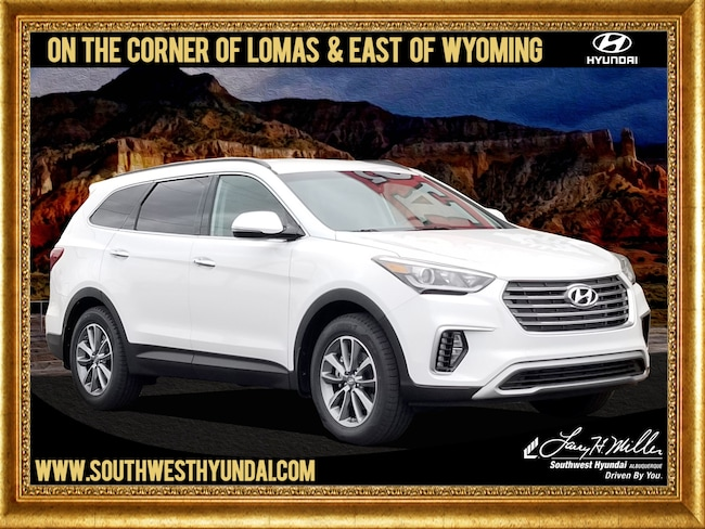 New Hyundai 2019 Hyundai Santa Fe XL SE SUV for sale in Albuquerque, NM