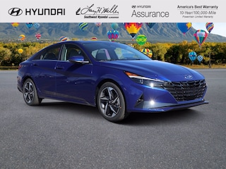New 2021 Hyundai Elantra Limited Sedan Albuquerque, NM