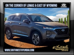 New 2019 Hyundai Santa Fe Limited 2.4 SUV 5NMS53AD6KH053883 for sale near you in Albuquerque, NM