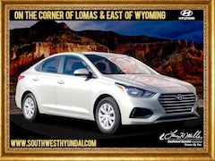 2019 Hyundai Accent SE Sedan for sale near you in Albuquerque, NM