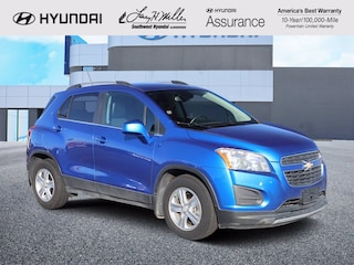 Used 2015 Chevrolet Trax LT SUV for sale near you in Albuquerque, NM