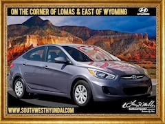 Certified Pre-Owned 2016 Hyundai Accent SE Sedan for sale near you in Albuquerque, NM