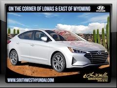 New 2019 Hyundai Elantra Limited Sedan for sale near you in Albuquerque, NM