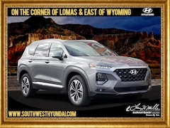 New 2019 Hyundai Santa Fe Limited 2.0T SUV 5NMS5CAA8KH073770 for sale near you in Albuquerque, NM