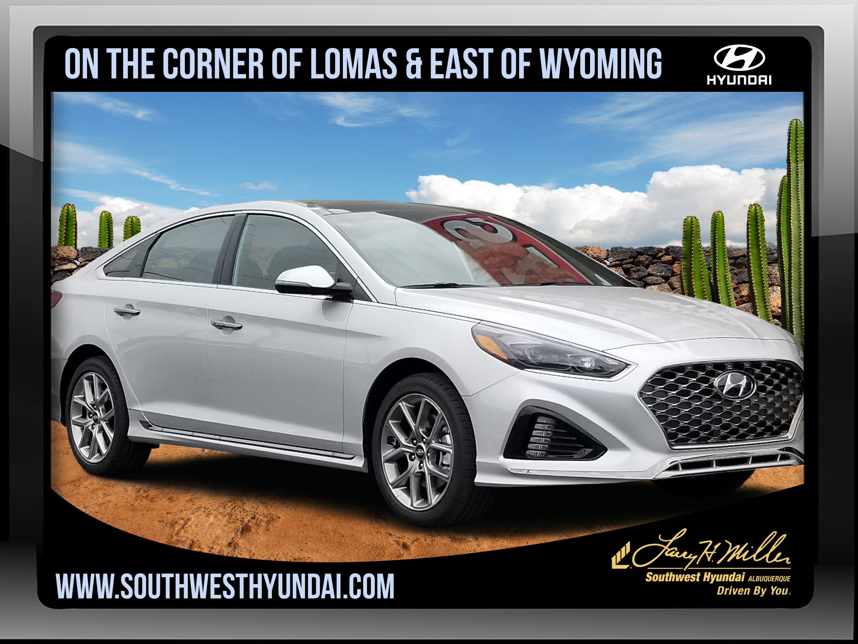 Featured New 2019 Hyundai Sonata Limited 2.0T Sedan for sale near you in Albuquerque, NM