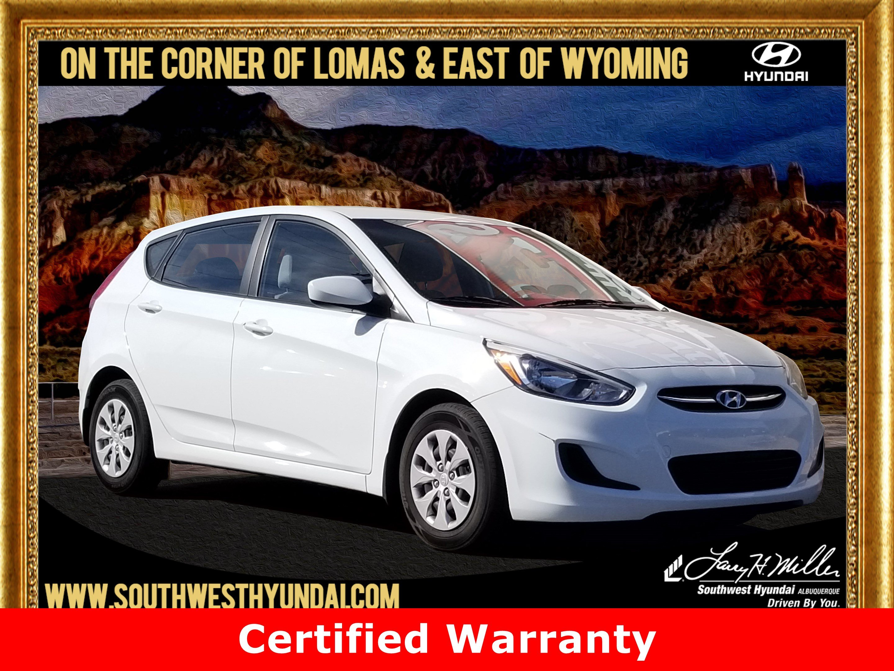 Featured pre-owned 2015 Hyundai Accent GS Hatchback for sale near you in Albuquerque, NM