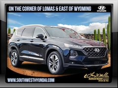 New 2019 Hyundai Santa Fe Limited 2.0T SUV 5NMS53AA5KH065318 for sale near you in Albuquerque, NM