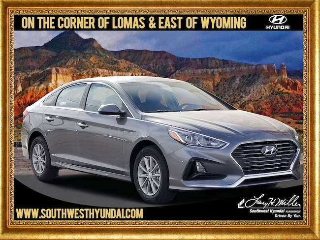 New Hyundai 2019 Hyundai Sonata SE Sedan for sale in Albuquerque, NM