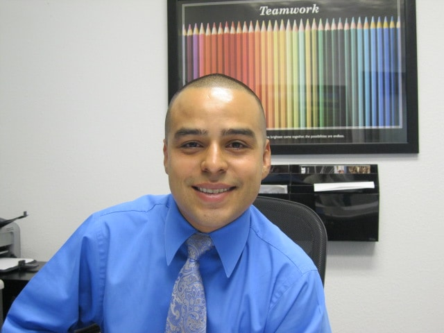 Eddie Reyna, Southwest Hyundai's Finance Manager>