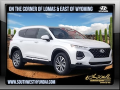 New 2019 Hyundai Santa Fe Limited 2.4 SUV 5NMS5CAD9KH082097 for sale near you in Albuquerque, NM