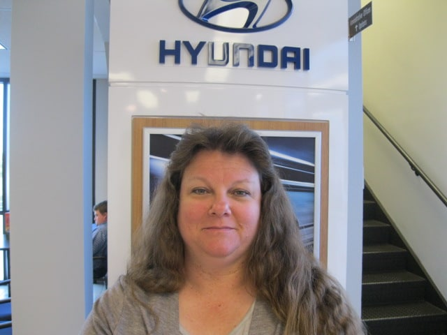 Theresa Crisman, the Office Manager at Southwest Hyundai