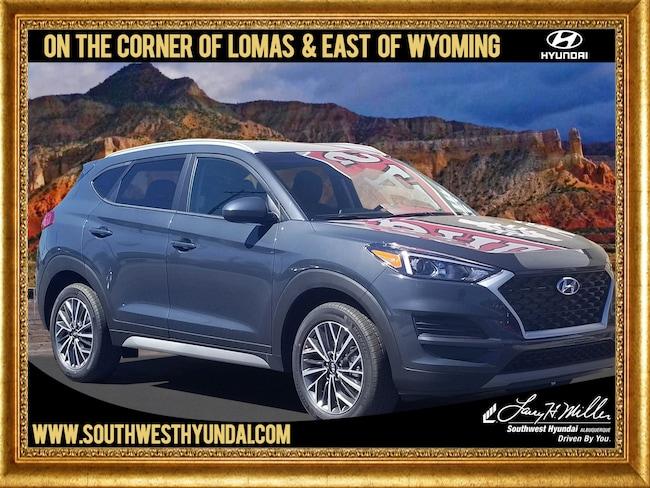 New Hyundai 2019 Hyundai Tucson SEL SUV for sale in Albuquerque, NM
