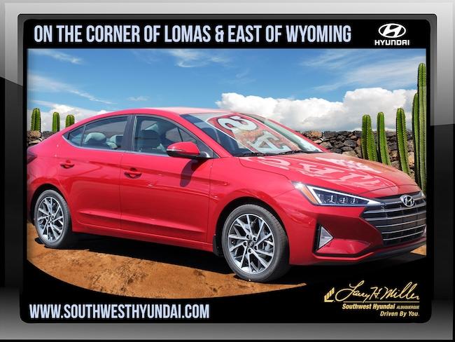 New Hyundai 2019 Hyundai Elantra Limited Sedan for sale in Albuquerque, NM