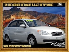 Used 2011 Hyundai Accent GLS Sedan for sale near you in Albuquerque, NM