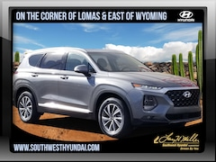 New 2019 Hyundai Santa Fe Limited 2.4 SUV 5NMS53AD1KH051460 for sale near you in Albuquerque, NM