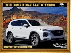 New 2019 Hyundai Santa Fe Limited 2.0T SUV 5NMS5CAA0KH083192 for sale near you in Albuquerque, NM