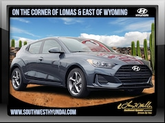 New 2019 Hyundai Veloster 2.0 Hatchback KMHTG6AF8KU019143 for sale near you in Albuquerque, NM
