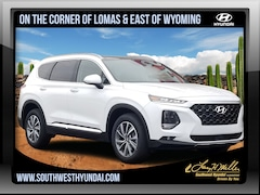 New 2019 Hyundai Santa Fe Limited 2.4 SUV 5NMS5CAD2KH081289 for sale near you in Albuquerque, NM