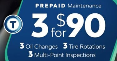 1-Year Pre-Paid Maintenance