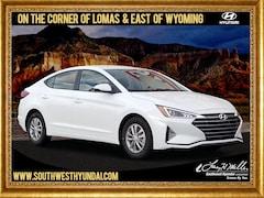 New 2019 Hyundai Elantra ECO Sedan for sale near you in Albuquerque, NM