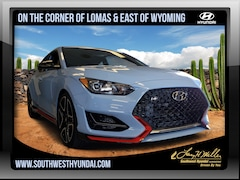 New 2019 Hyundai Veloster N Hatchback for sale near you in Albuquerque, NM