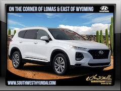 New 2019 Hyundai Santa Fe Limited 2.4 SUV 5NMS5CAD3KH081253 for sale near you in Albuquerque, NM