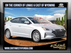 New 2019 Hyundai Elantra ECO Sedan for sale near you in Albuquerque, NM
