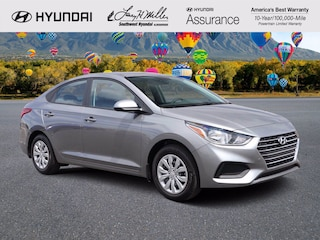 New 2021 Hyundai Accent SE Sedan Albuquerque, NM