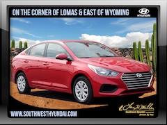 New 2019 Hyundai Accent SE Sedan 3KPC24A30KE069904 for sale near you in Albuquerque, NM