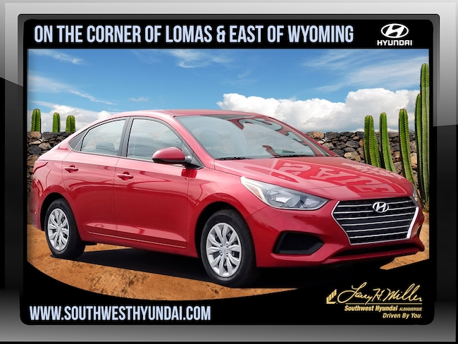 New Hyundai 2019 Hyundai Accent SE Sedan for sale in Albuquerque, NM