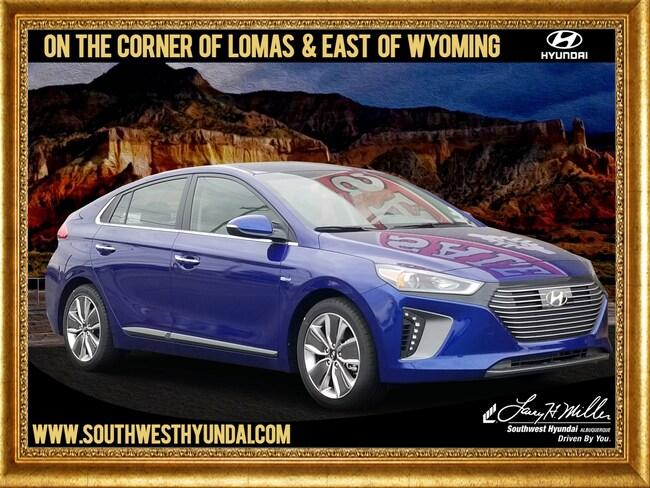 New Hyundai 2019 Hyundai Ioniq Hybrid Limited Hatchback for sale in Albuquerque, NM