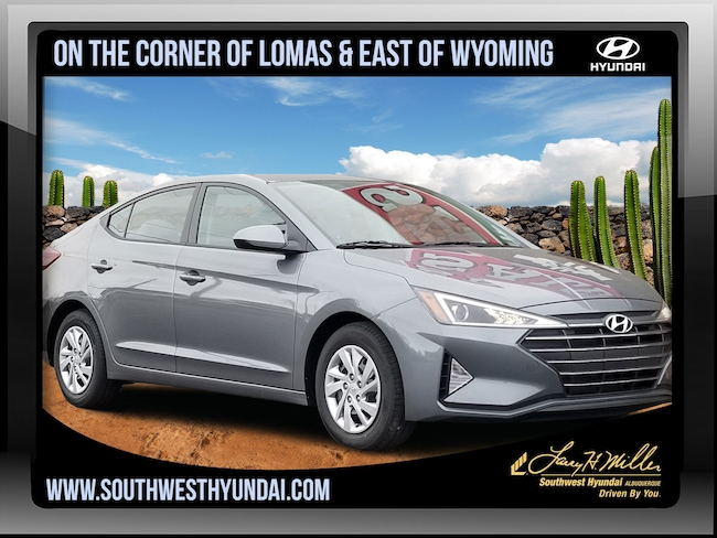 New Hyundai 2019 Hyundai Elantra SE Sedan for sale in Albuquerque, NM