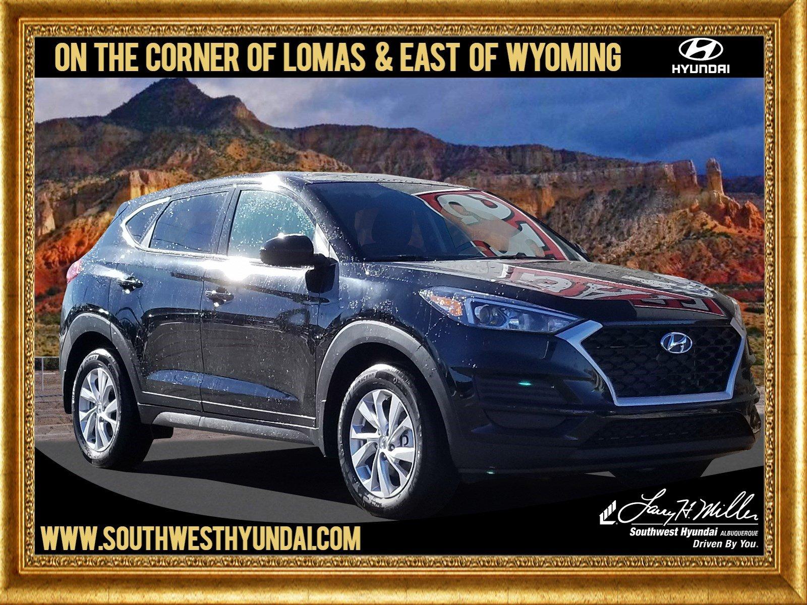 Featured New 2019 Hyundai Tucson SE SUV for sale near you in Albuquerque, NM